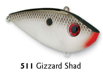 Strike King Red Eye Shad 1/4 oz. - Angler's Headquarters