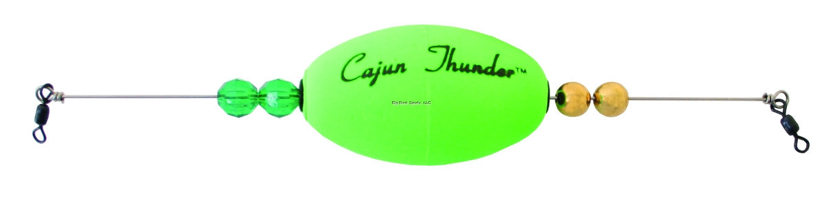 Precision Tackle Cajun Thunder 2.5-Inch Oval Float - Angler's Headquarters