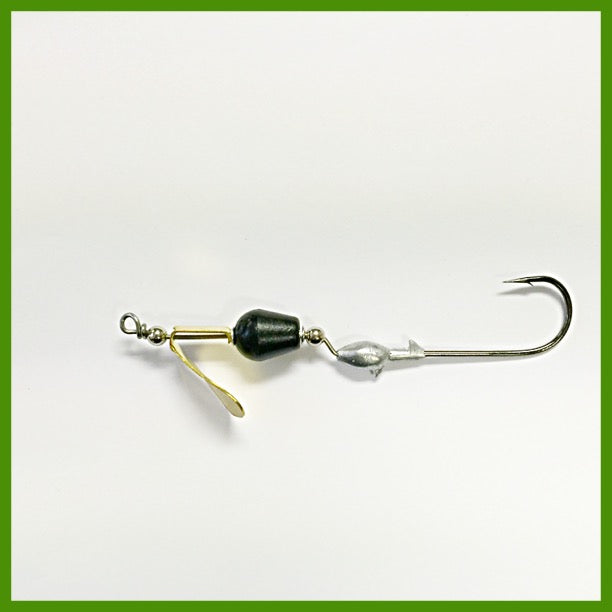 Greenfish Tackle Ploppin' Toad Toter - Angler's Headquarters