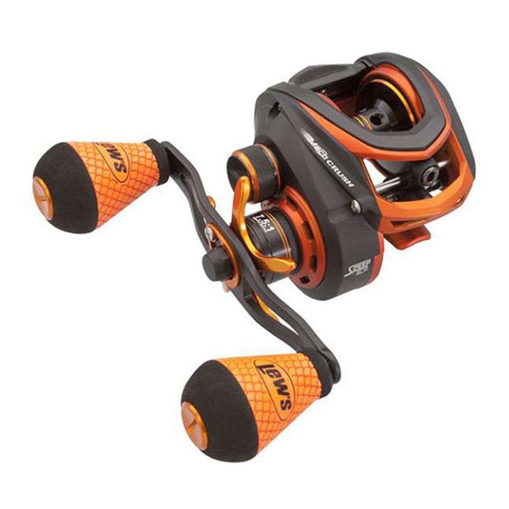 Lew's Mach Crush Speed Spool SLP Casting Reel - Angler's Headquarters