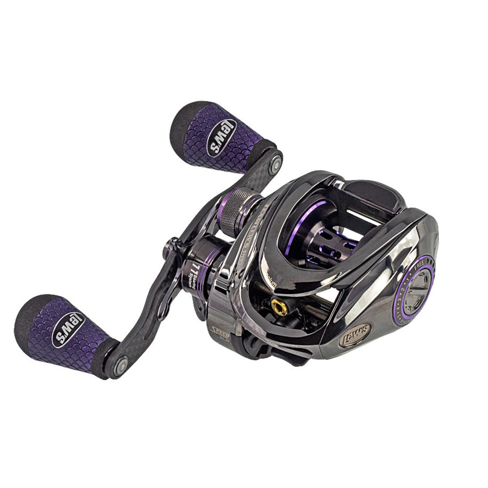 Team Lew's Pro-Ti SLP Speed Spool Casting Reel - Angler's Headquarters
