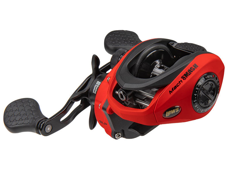 Lew's Mach Smash SLP Baitcast Reel - Angler's Headquarters