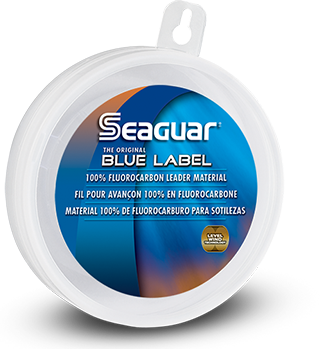 Seaguar Blue Label Fluorocarbon Leaders - 25 Yards