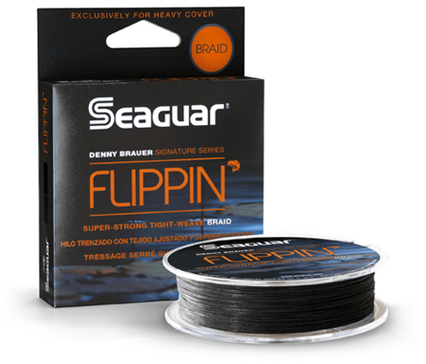 Seaguar Flippin' Braided Line - 100 yds - Angler's Headquarters