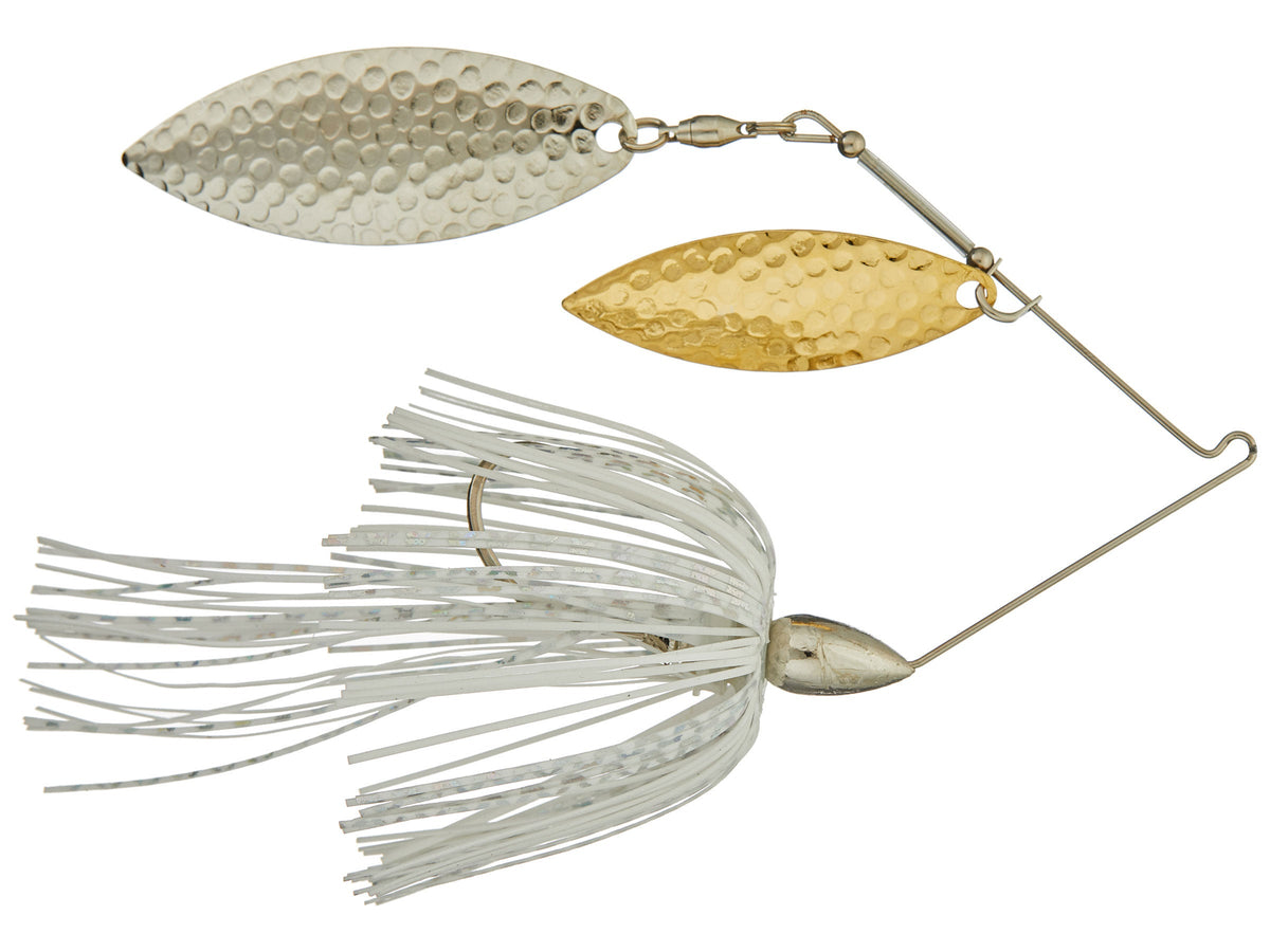 War Eagle  2- Willow Hammered Blades Spinnerbait - Angler's Headquarters