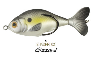 Lunkerhunt Prop Fish Shad - Angler's Headquarters