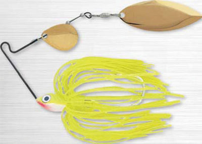 Terminator Super Stainless Colorado Willow Spinnebait