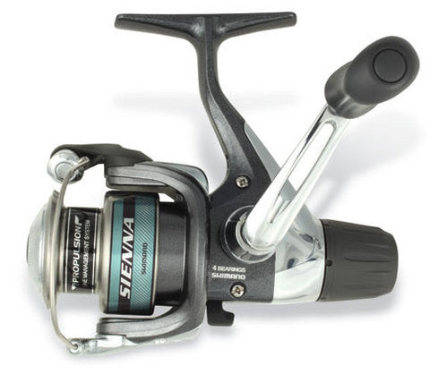 Shimano Sienna RD (Rear Drag) Spinning Reel - Angler's Headquarters