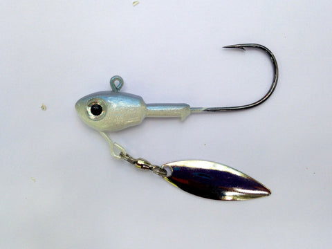 Buckeye Lures Su-Spin Blade (Single Blade) - Angler's Headquarters