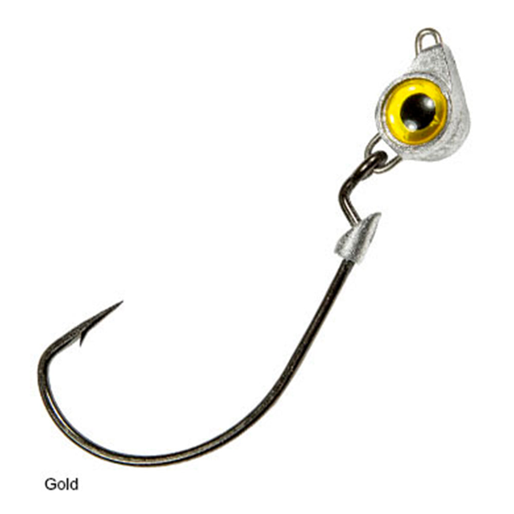 Eye Strike Texas Eye Jighead (3 pk) - Angler's Headquarters