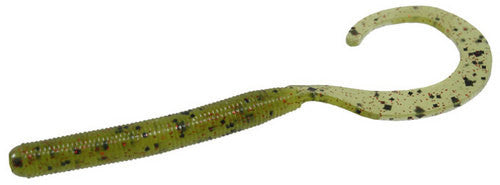"Zoom Curly Tail Worms (4"") (20 pk) - Angler's Headquarters"