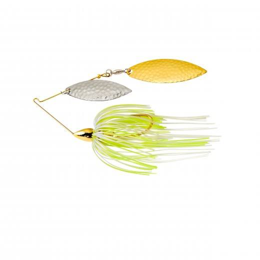 War Eagle  2- Willow Hammered Blades Spinnerbait