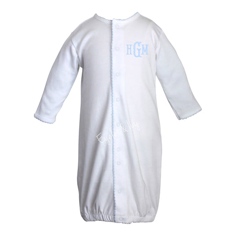 Pima Cotton Converter Daygown