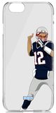 """#12"" iPhone Clear Case"