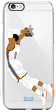 """MVP"" iPhone Clear Case"