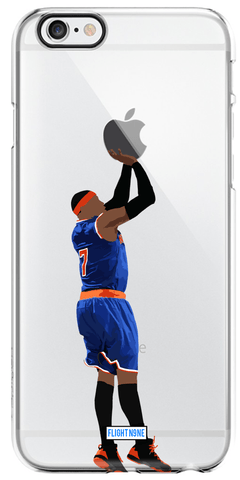 """Melo"" iPhone Clear Case (Clearance)"