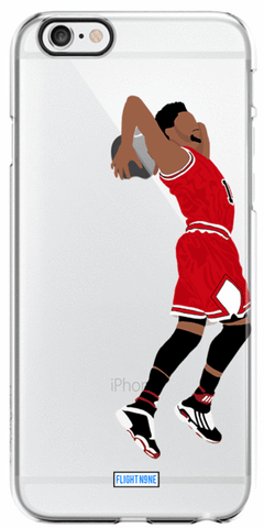 """""""DR1"""" iPhone Clear Case (SALE)"""