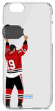 """Hold the Cup"" iPhone Clear Case"