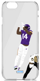 """""""Minnesota Miracle"""" iPhone Clear Case"""