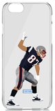 """The Spike"" iPhone Clear Case"