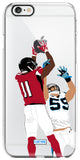 """Julio"" iPhone Clear Case (Pre-Order)"