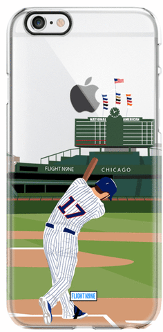 """Wrigley"" iPhone Clear Case"