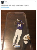 """Minnesota Miracle"" iPhone Clear Case"