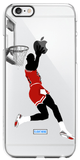 """GOAT"" iPhone Clear Case"