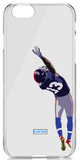 """The Catch"" iPhone Clear Case"