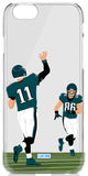 """Philly"" iPhone Clear Case"