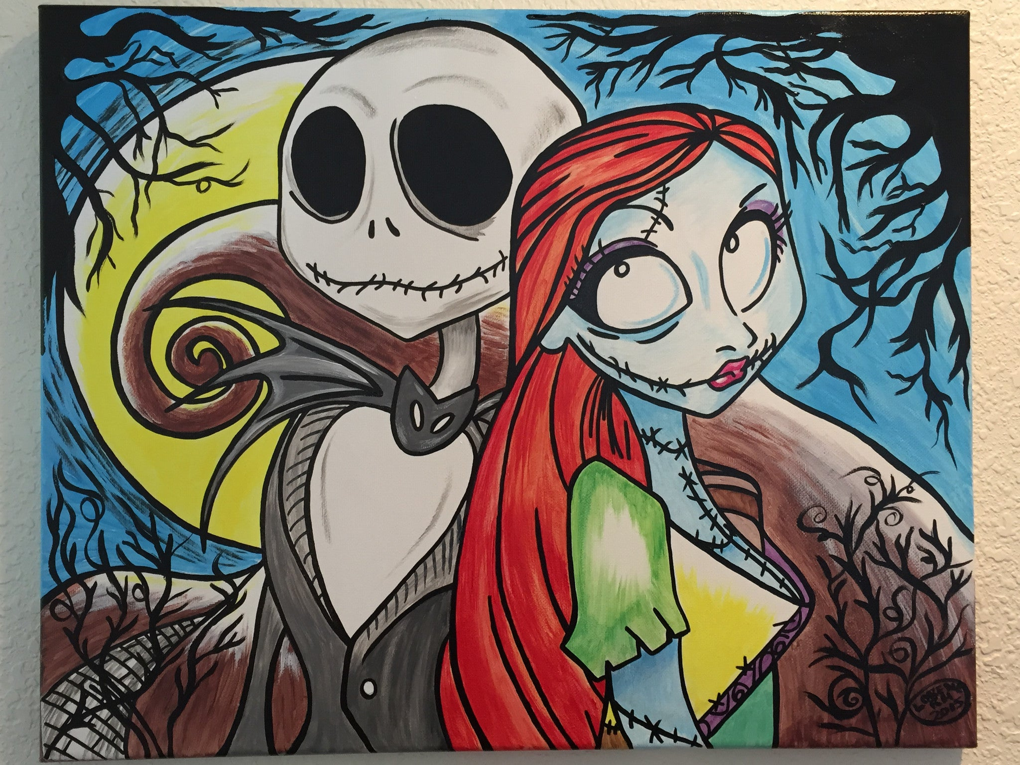 JACK AND SALLY – pin-possible parties