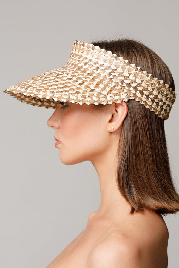 Speckled Baha Visor
