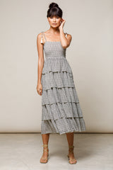 Willow Tiered Maxi Dress