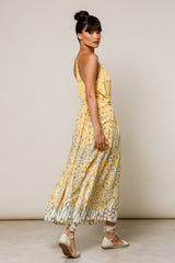 Crystal Maxi Dress - Butter