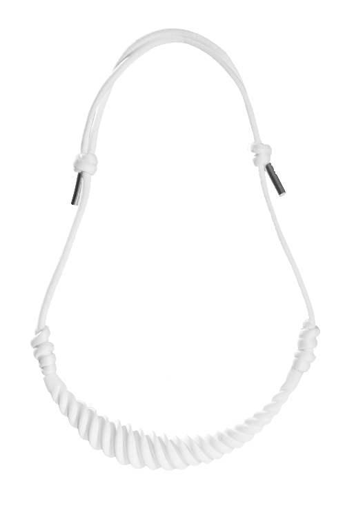 Moon Rope Necklace