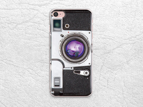 Vintage style Camera phone case for iPhone X, iPhone 8 Plus, Google Pixel 2 XL, Samsung S8 Plus, Note 8, LG G6, Nexus 5X, Nexus 6P, HTC One M9
