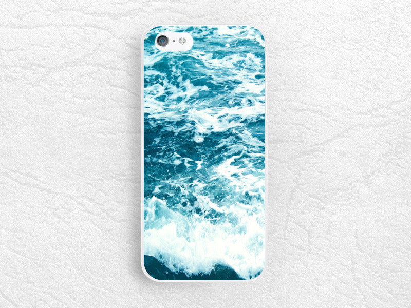 new style ca383 2e63a Ocean Sea Wave Phone Case for iPhone 6/6s, iPhone 6 plus, Sony z3 compact  z4 Z5, LG g3 g4 Nexus 5, HTC one M9 m8, Samsung S6, Note 5 -X12
