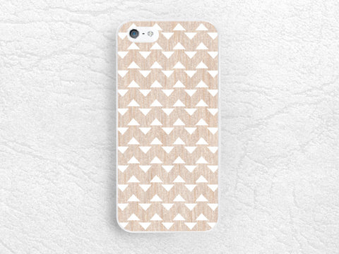 Triangle Geometric Abstract wood print Phone Case for iPhone 6 iPhone 5 5s 5c 4 4s, Sony z1 z3 compact, LG g3 g2 nexus 5, Moto G Moto X -G1