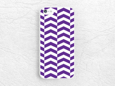 Purple Chevron Phone Case for iPhone 6 5 4, Sony z1 z2 z3 compact, LG g2 g3 nexus 6, HTC one m7 m8, Moto x Moto g, Geometric phone cover -P3