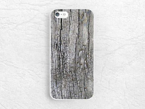 Gray Wood print Phone Case for iPhone 6, iPhone 5 5s, Sony z1 z2 z3 compact, LG g3 g2 Nexus 5, HTC one m7 m8, Moto x Moto g, Grain case -X5