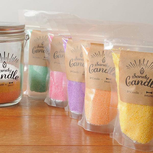 Sandy Candle Set (RED & GREEN) - Limited!!!
