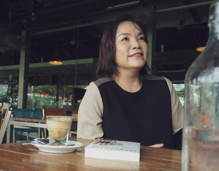 Charmaine Leung on how writing helped her re-connect with her past — Singapore Lit Prize feature