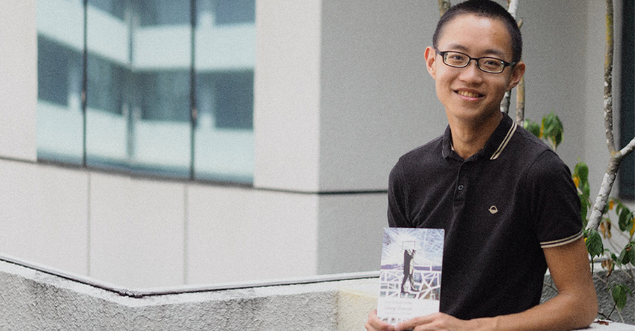 Theophilus Kwek on the influence of living in the UK on his writing — Singapore Lit Prize Feature
