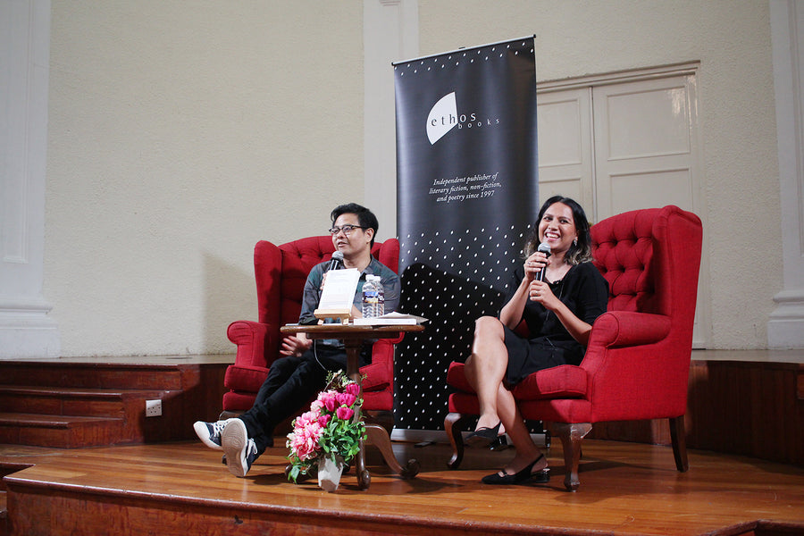 On Interracial relationships, topsy turvy worlds, and the Nenek Keropok—The Launch of Collected Plays Three by Alfian Sa'at
