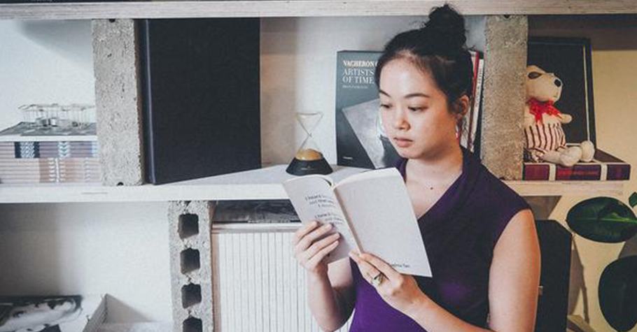 Euginia Tan on writing about the female body and identity — Singapore Lit Prize feature