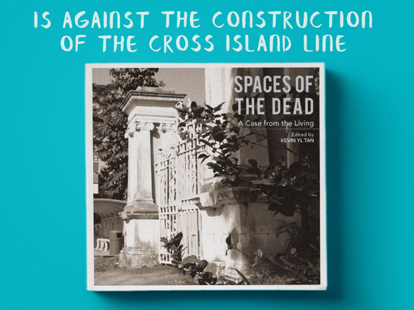 Get this for someone who is against the construction of the Cross Island Line