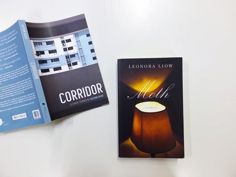 If you like reading Corridor by Alfian Sa'at, you should read Moth Stories by Leonora Liow