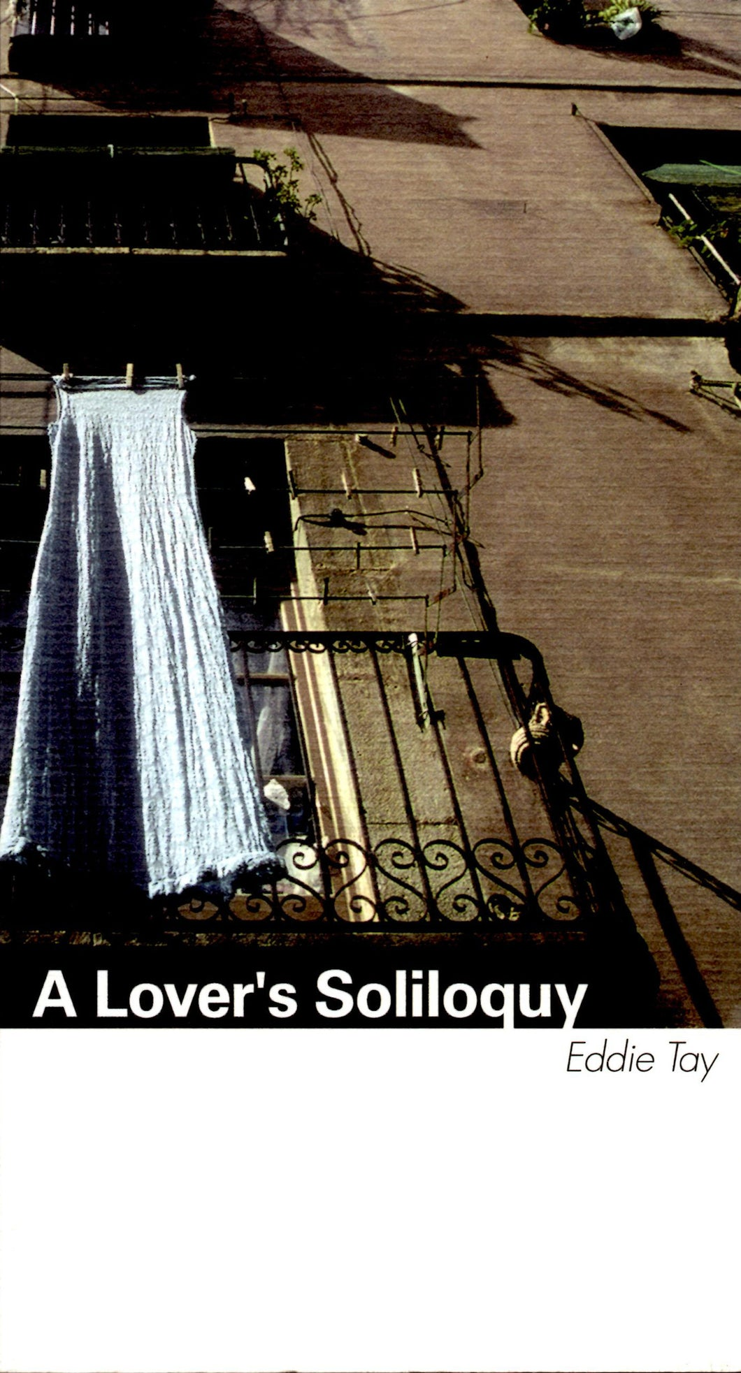A Lover's Soliloquy - Ethos Books