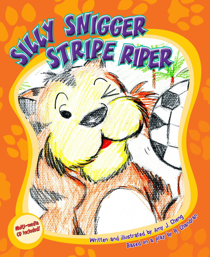 Silly Snigger Stripe Riper - Ethos Books