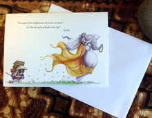 Load image into Gallery viewer, Buddha (TPC 0017): Illustrated Greeting Card - Ethos Books - 2